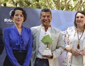 Premian a maestros de la UG por actividades en favor del medio ambiente