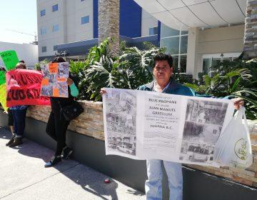 Blue Propane intimida vecinos para construir estaciones de gas en Tijuana, denuncia líder social