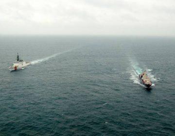 EU y Rusia entrenan juntos en el Ártico, donde ambos quieren ser la principal potencia