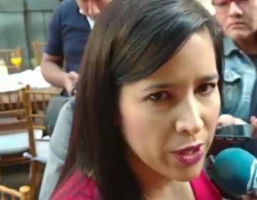 """Sophia Huett pide a ciudadanos """"autoprotegerse"""" del robo a casa-habitación"""