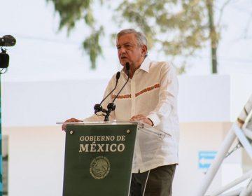 Promete AMLO apoyar en diversificación de economía en Aguascalientes