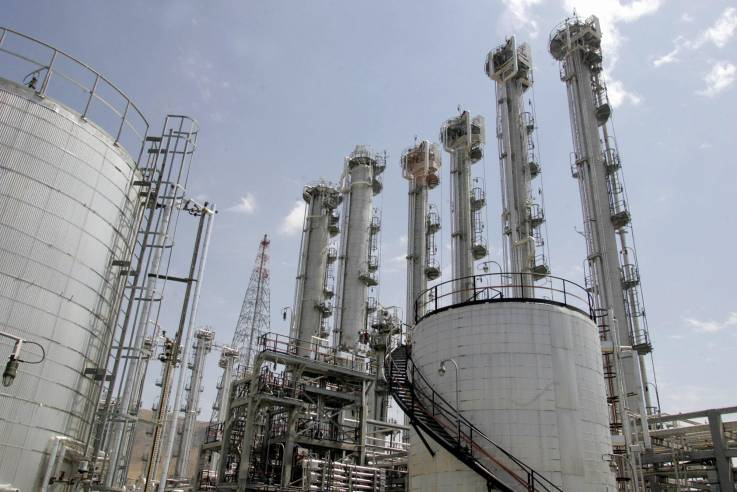 Qué es el uranio enriquecido y por qué Irán quiere tener cada vez más