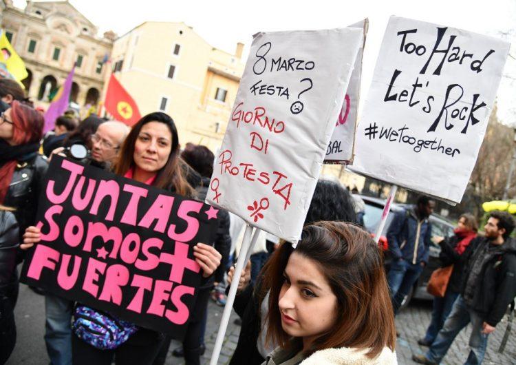 El movimiento #MeToo redujo el acoso sexual, pero aumenta otros tipos de acoso: estudio