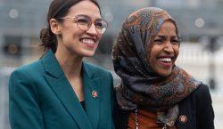 """""""El escuadrón"""": Las mujeres del Congreso de EU que desatan…"""