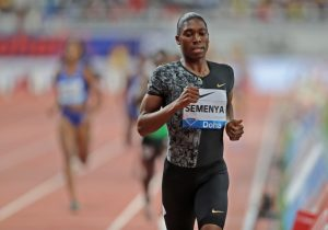 Caster Semenya, la atleta sudafricana que tiene que demostrar a la Federación que sí es mujer