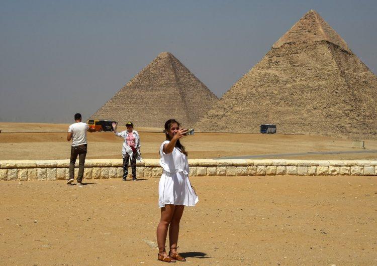 Egipto abre al público las pirámides de Dahshur por primera vez desde 1965