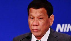 """""""Será el primero en obedecerla"""": El presidente de Filipinas, acusado…"""