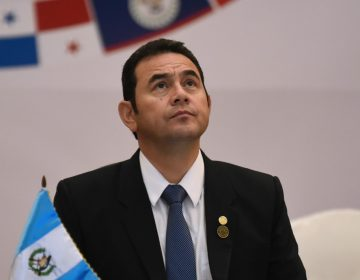 """Guatemala cancela reunión con Trump por """"especulaciones"""" sobre convertirse en tercer país seguro"""