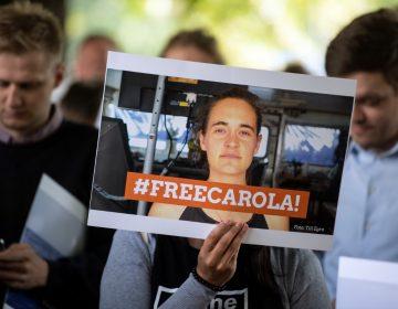 ¿Quién esCarola Rackete?la capitana que desafió a la justicia Italia y salvó a 40 personas de un naufragio