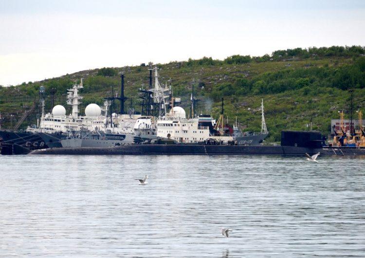 Qué misterio hay detrás del incendio de un submarino ruso en el que murieron 14 de sus tripulantes