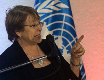 """""""Esto nunca tendría que pasar"""": Bachelet aboga desde la ONU por niños migrantes detenidos en EU"""