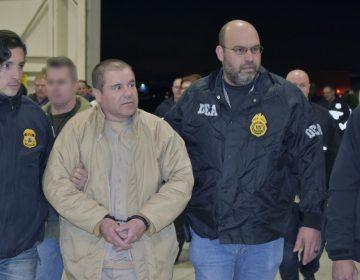 """Gobierno de Estados Unidos pide cadena perpetua para el """"Chapo"""" Guzmán"""