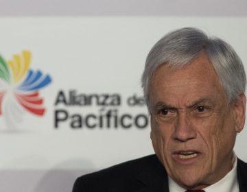 Presidente de Chile busca que las Fuerzas Armadas luchen contra el narco