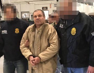 EU termina con la carrera criminal del Chapo: Pasará toda su vida en en prisión