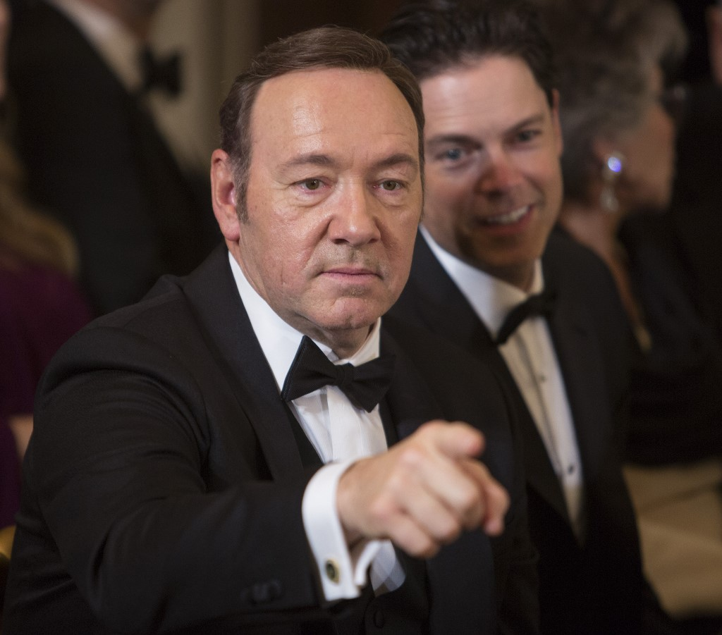 Kevin Spacey: retiran cargos de agresión sexual contra el actor