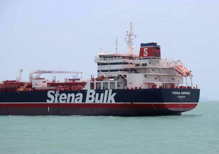 EU y Reino Unido exigen a Irán liberar el petrolero británico incautado en el estrecho de Ormuz
