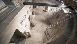 Encuentran miles de huesos en criptas del Vaticano durante búsqueda…