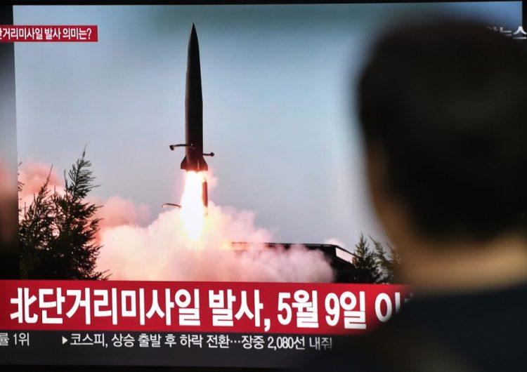 Corea del Norte lanza dos misiles de corto sobre el Mar de Japón, aseguran Seúl y EU