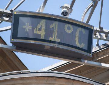 Francia, Alemania y el Polo Norte registran temperaturas récord por ola de calor