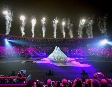 Con una baja y el paro de los controladores aéreos, Lima inaugura los Juegos Panamericanos