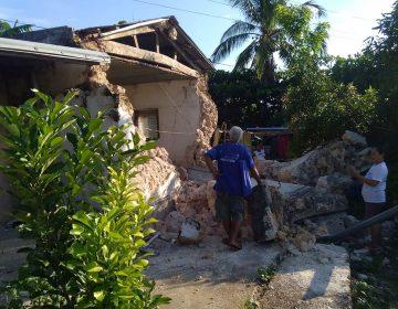 Dos sismos dejan al menos ocho muertos en Filipinas; buscan sobrevivientes