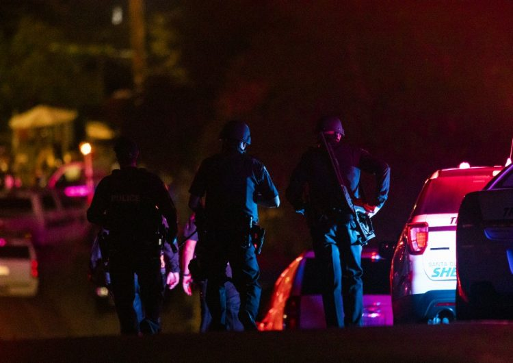 Lo que sabemos del tiroteo en una feria gastronómica de EU que dejó tres muertos