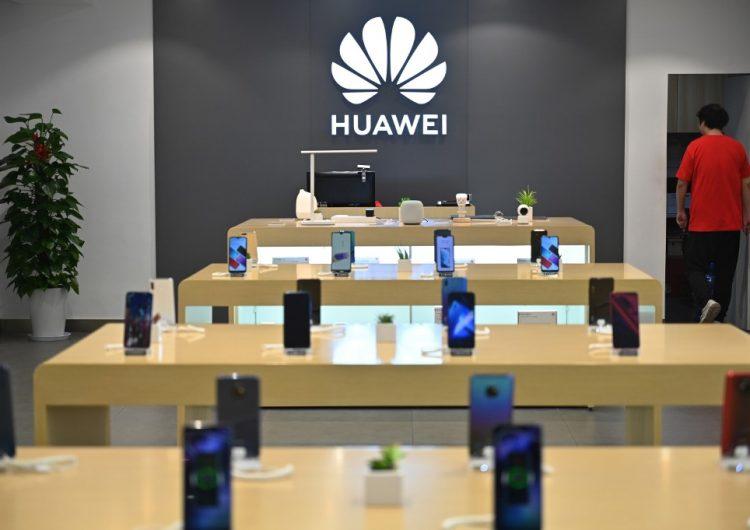 Crecen 23.2% las ventas de Huawei a pesar del bloqueo de EU
