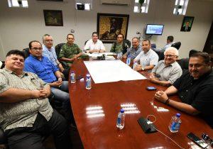 Acuerdan acciones de la Guardia Nacional para combate de la delincuencia en Monclova
