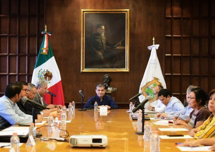 Revisan ejercicio del Fondo de Desastres de Coahuila a casi un año de las inundaciones
