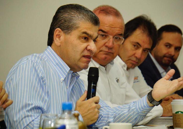 Riquelme afirma que Guardia Nacional contribuirá a la seguridad de Coahuila