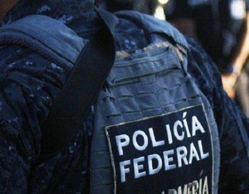 Se suman policías federales de Aguascalientes a protestas en la CDMX
