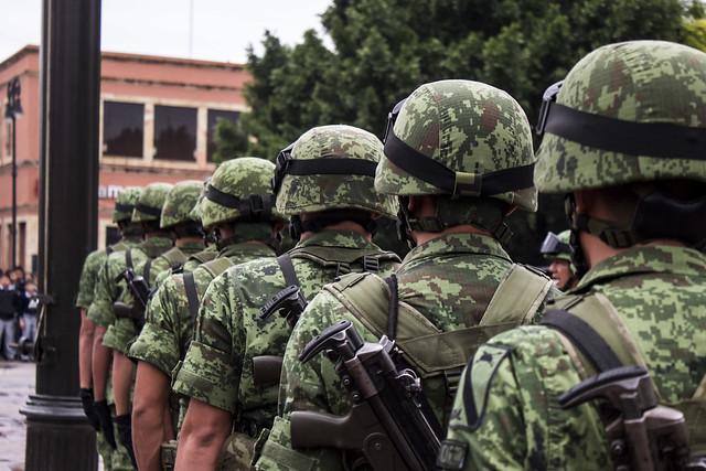 Abren convocatoria para bachillerato militarizado en Aguascalientes