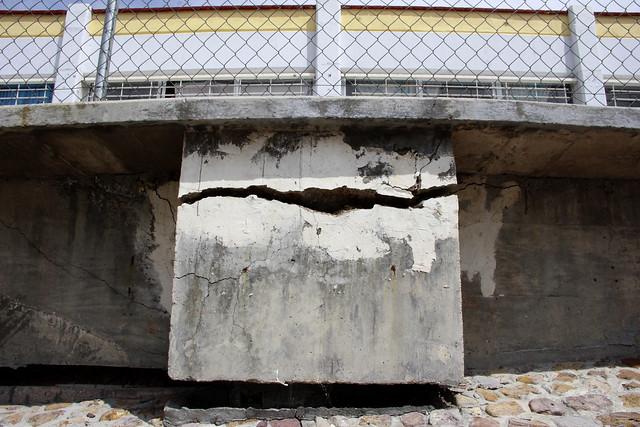 Evaluarán daños a escuelas tras lluvia en Aguascalientes