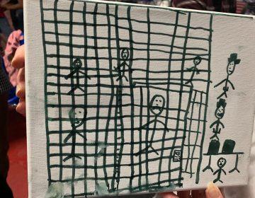 Fotos: Así perciben la detención en EU los niños migrantes