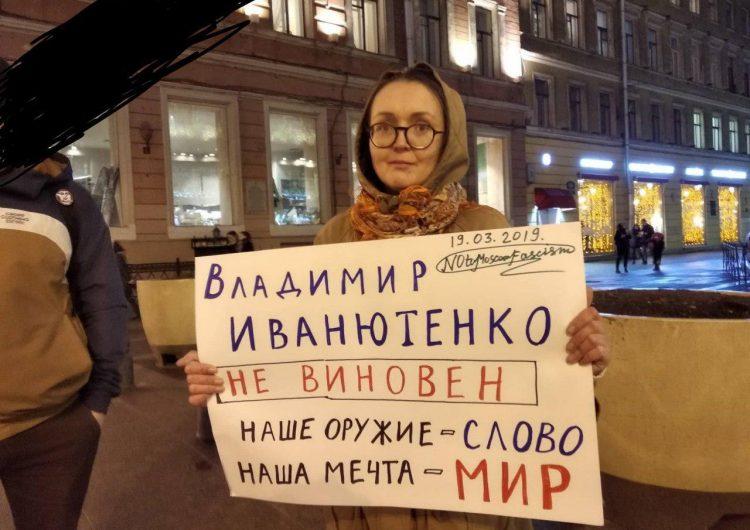 Asesinan a activista rusa luego de que su nombre apareció en sitio anti-LGBT
