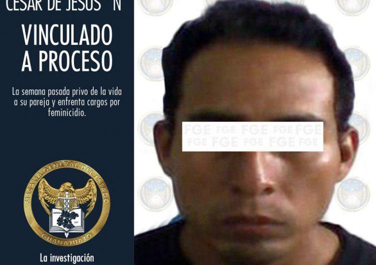 Dictan prisión a feminicida que mató a su esposa a golpes en León