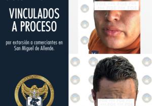Caen extorsionadores de tianguistas en San Miguel de Allende