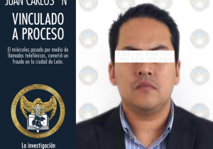 Dan prisión preventiva a sujeto por fraude en León