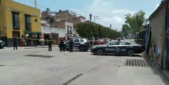 Detienen a homicidas de policías en San Miguel de Allende