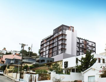 Vida de altura en Tijuana