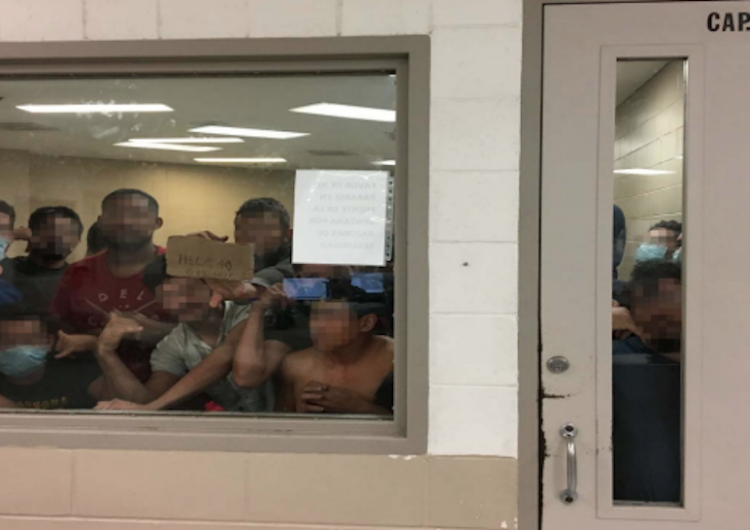 Hacinamiento y detención prolongada: las condiciones en que tienen a migrantes en EU