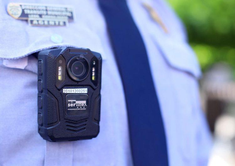 Entregan Bodycams a policía municipal y de tránsito de León