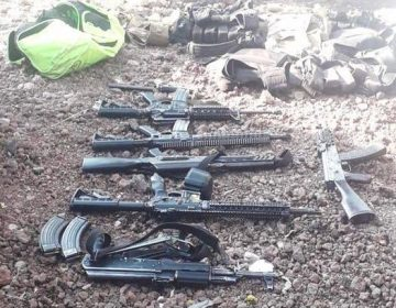 Cae banda criminal en Silao; tenían armas y una persona secuestrada