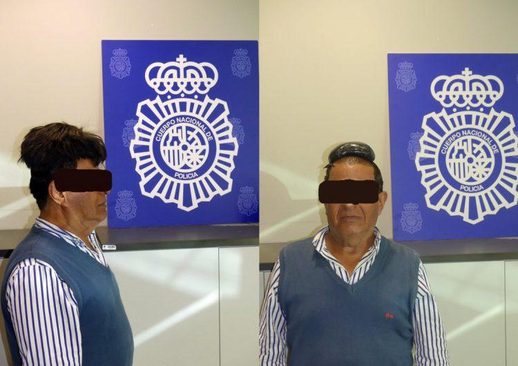 Detienen en España a un hombre que ocultaba medio kilo de cocaína en su peluquín