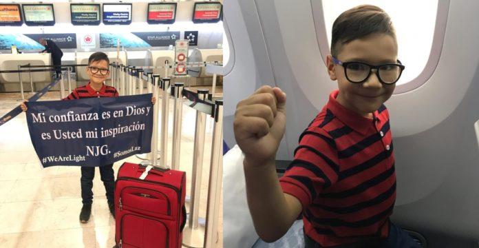 Niño celayense va por el Campeonato Mundial de Cálculo Mental