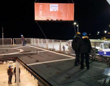 Minera CAP derrama 40,000 litros de petróleo en el mar de la Patagonia chilena
