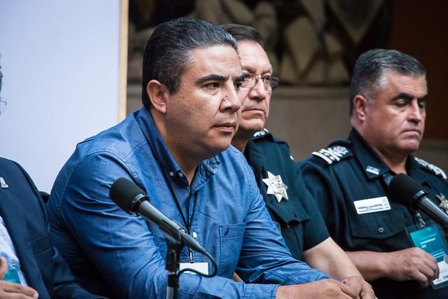 Inconformes empresarios por diferencias entre mandos policíacos