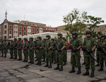 Habrá mayor coordinación policial con la guardia nacional: alcaldesa