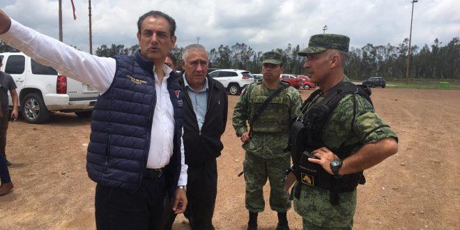 Sin fecha, arribo de Guardia Nacional a Tulancingo