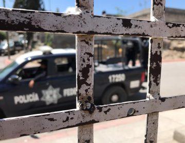 Policías federales intentan irrumpir en Casa del Migrante de Saltillo